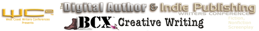 Digital Author + Indie Publishing Conference Banner